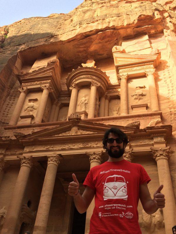 Visitar Jordania: Petra