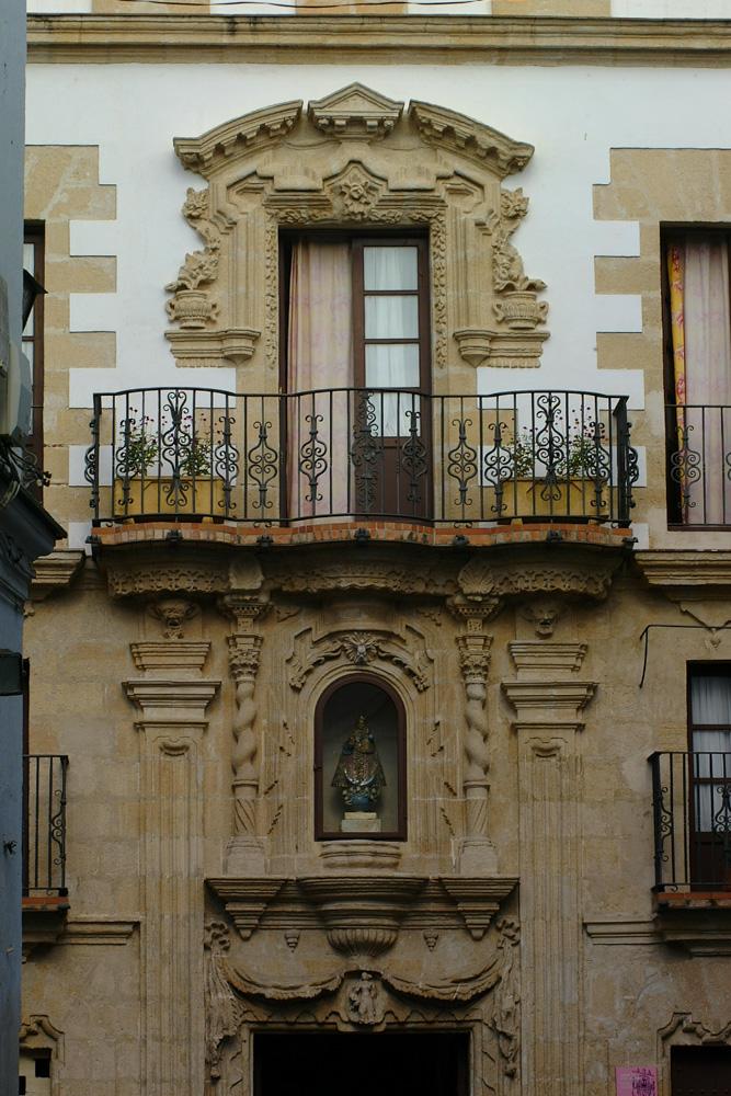 Casas Palacio en El Puerto de Santa María