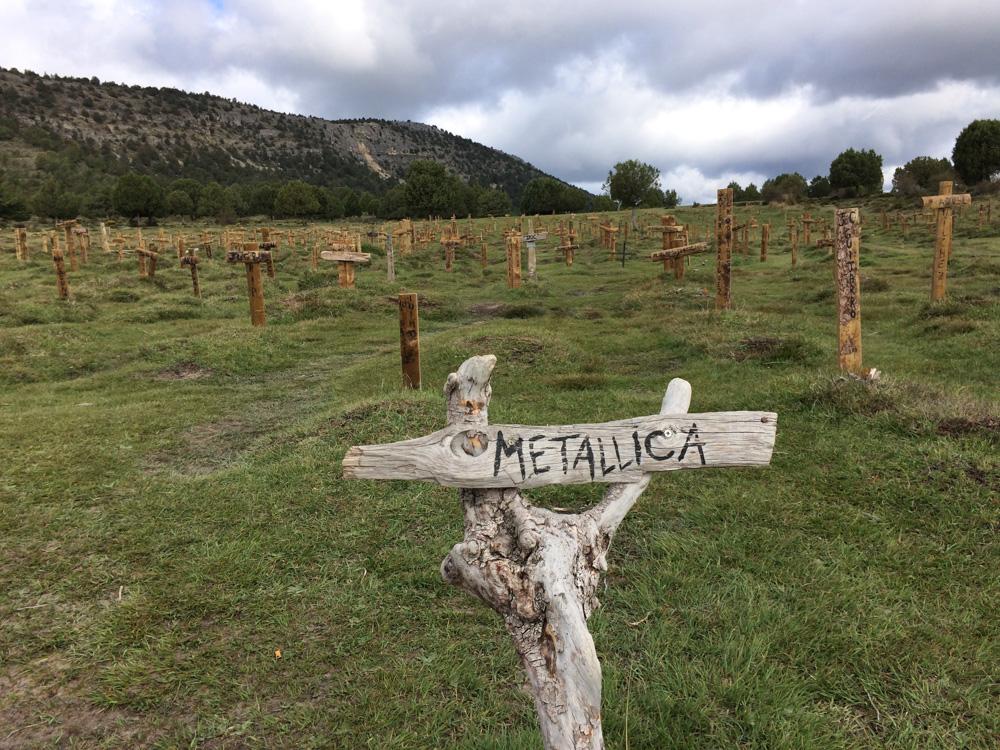 Metalica en Santo Domingo de Silos