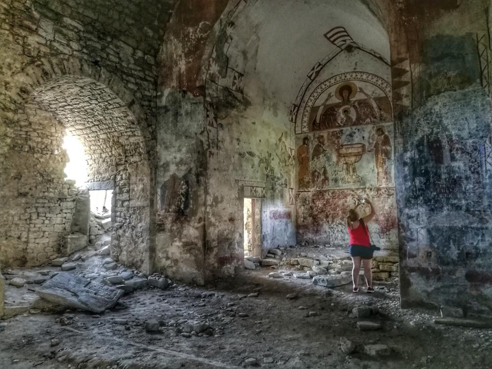 Ruinas de Janovas