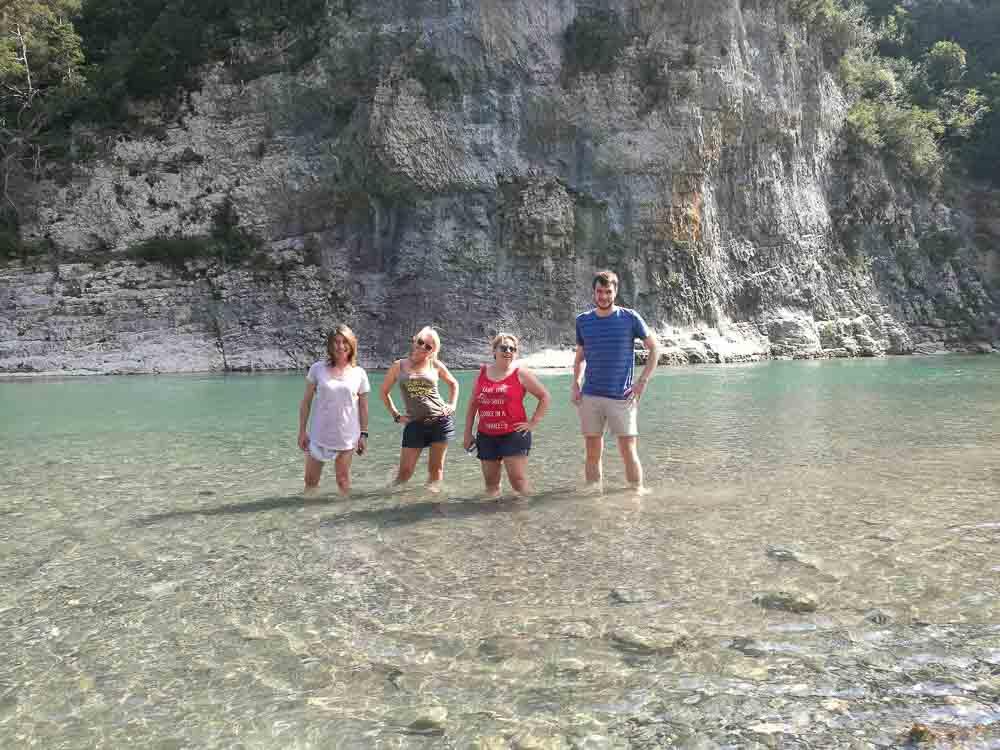 Aguas turquesas Pirineos