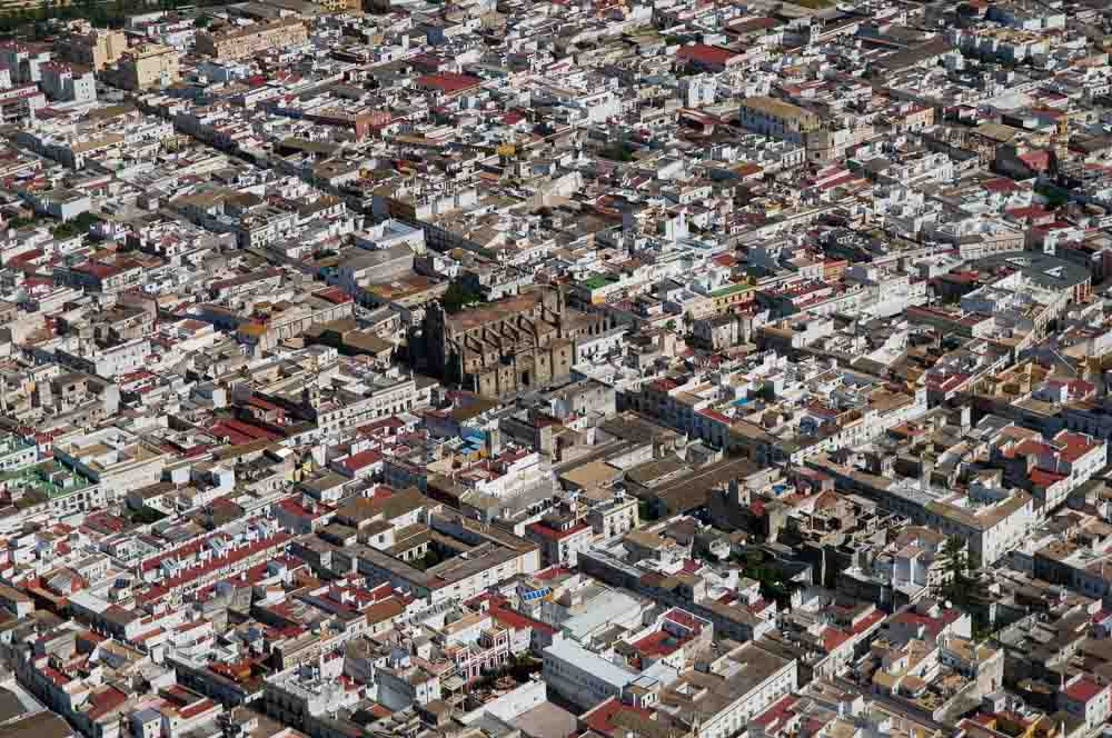 Vista aerea El Puerto