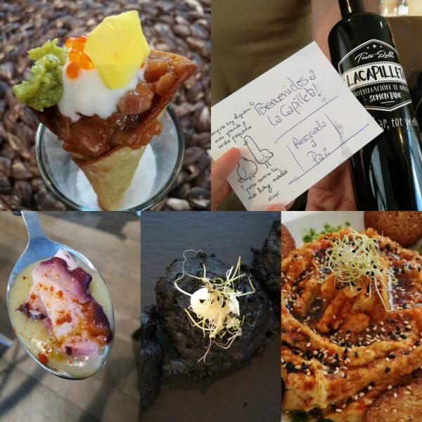 Comer en Sobrarbe, Pirineos
