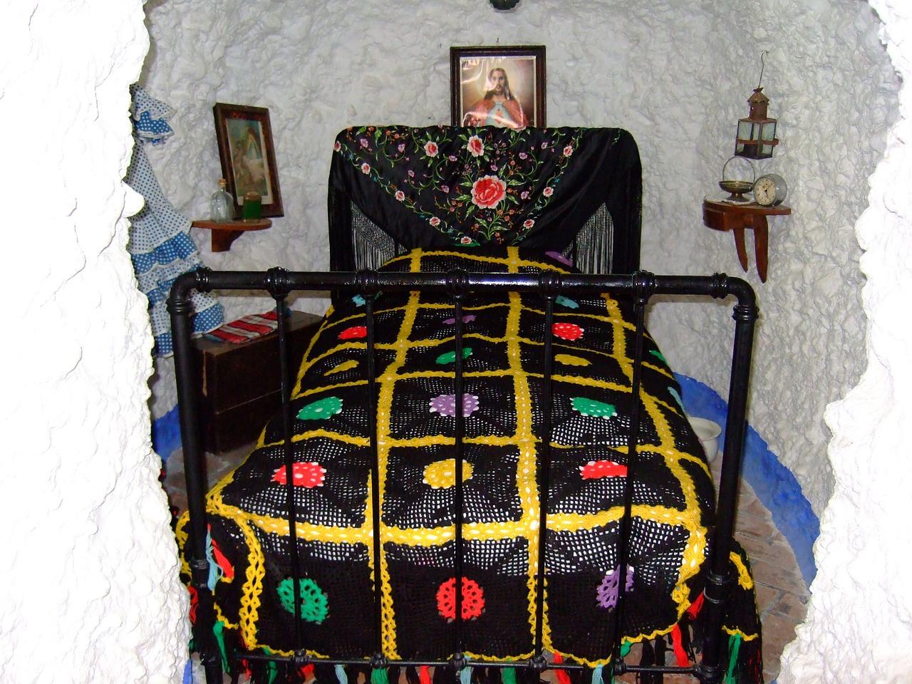Casa cueva de Granada