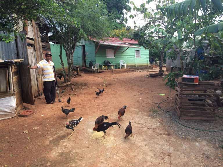 Zonas rurales de Republica Dominicana