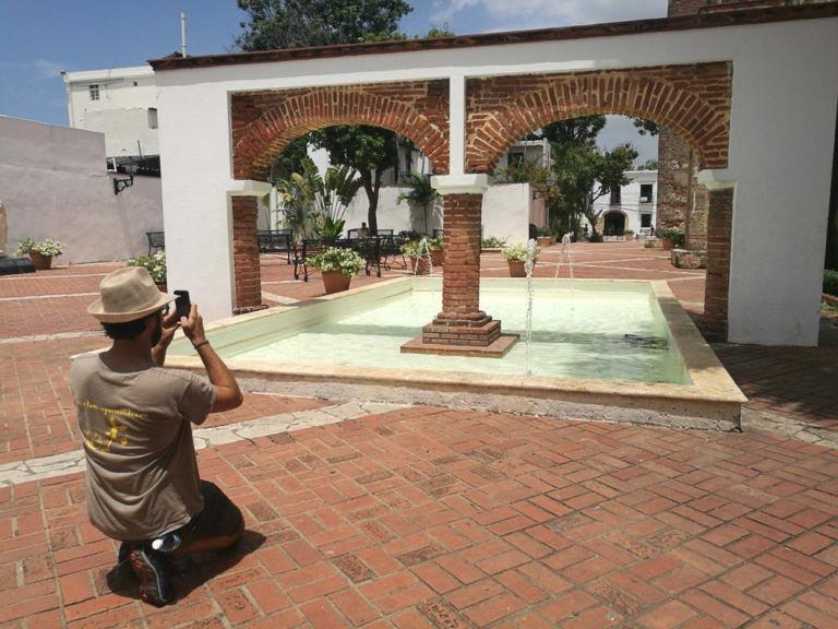 Casco historico de Santo Domingo