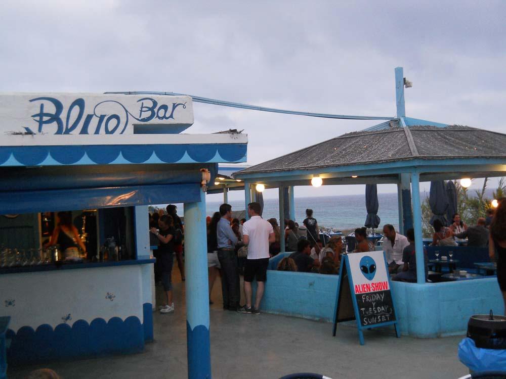 Comer en Formentera