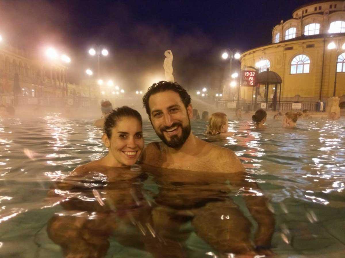 Balneario de Budapest