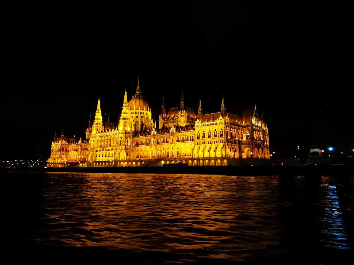 Budapest en 3 días: Parlamento de Budapest