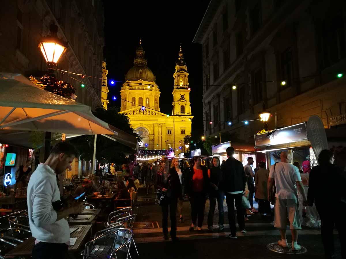 Budapest en 3 días: Catedral de Budapest