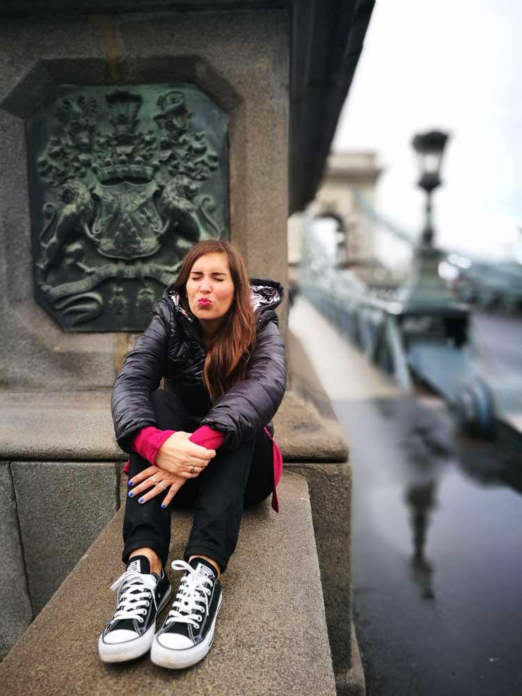 Budapest en 3 días: Puente de las Cadenas