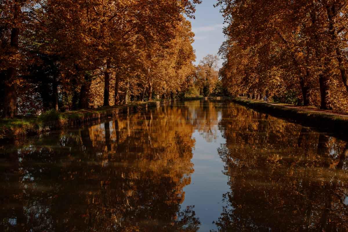 Ruta por el Canal du Midi