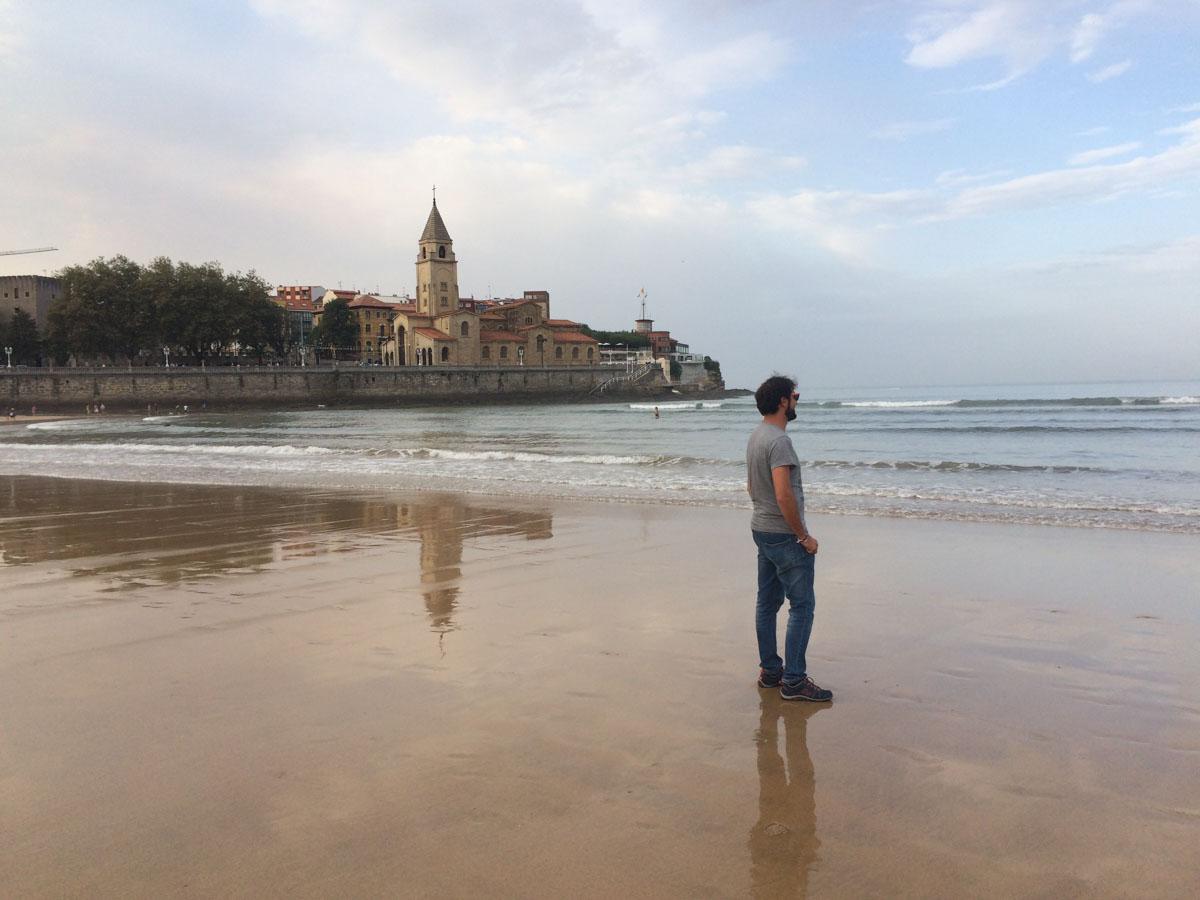 Costa de Gijon