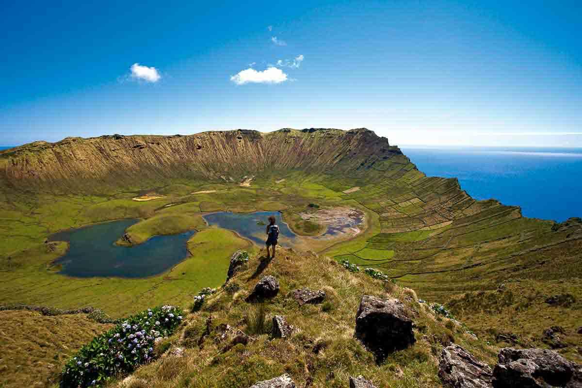 Naturaleza en Azores