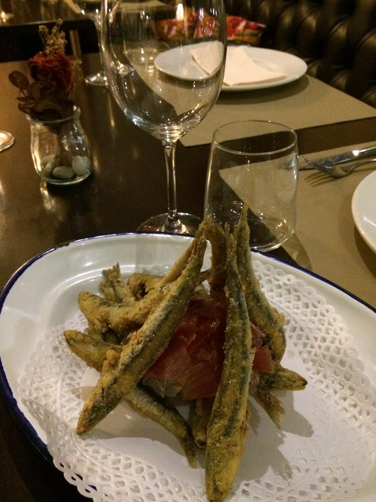 mejores restaurantes y sidrerías de Gijón: La Cuadra de Antón