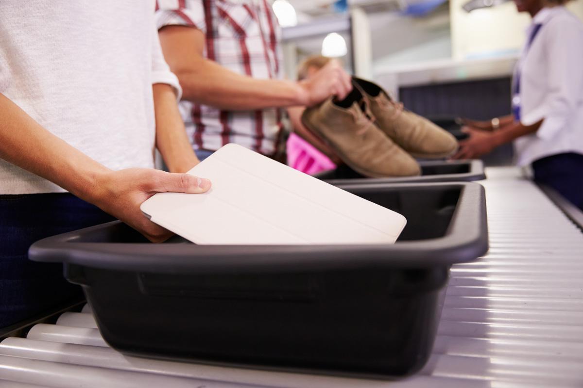 Control de acceso en el aeropuerto