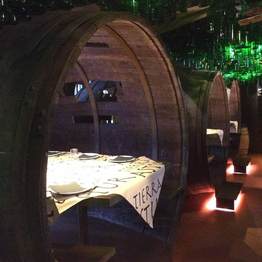 Mejores restaurantes y sidrerías de Gijón: Tierra Astur