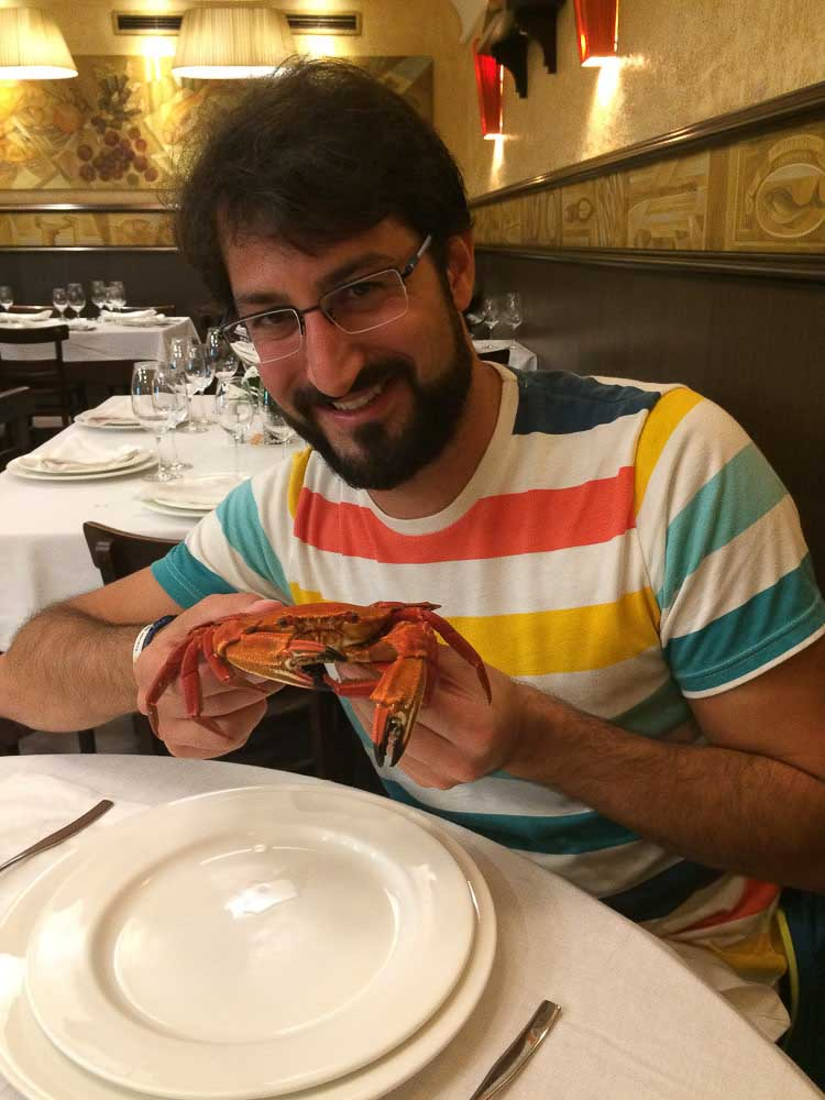 Mejores restaurantes y sidrerías de Gijón: Marisquería Ataulfo