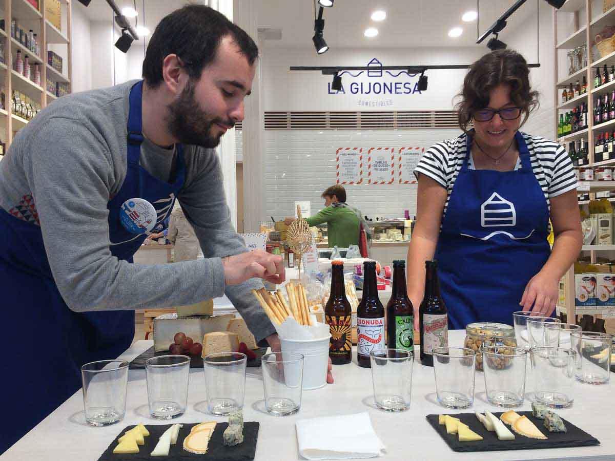 Comer en Gijón