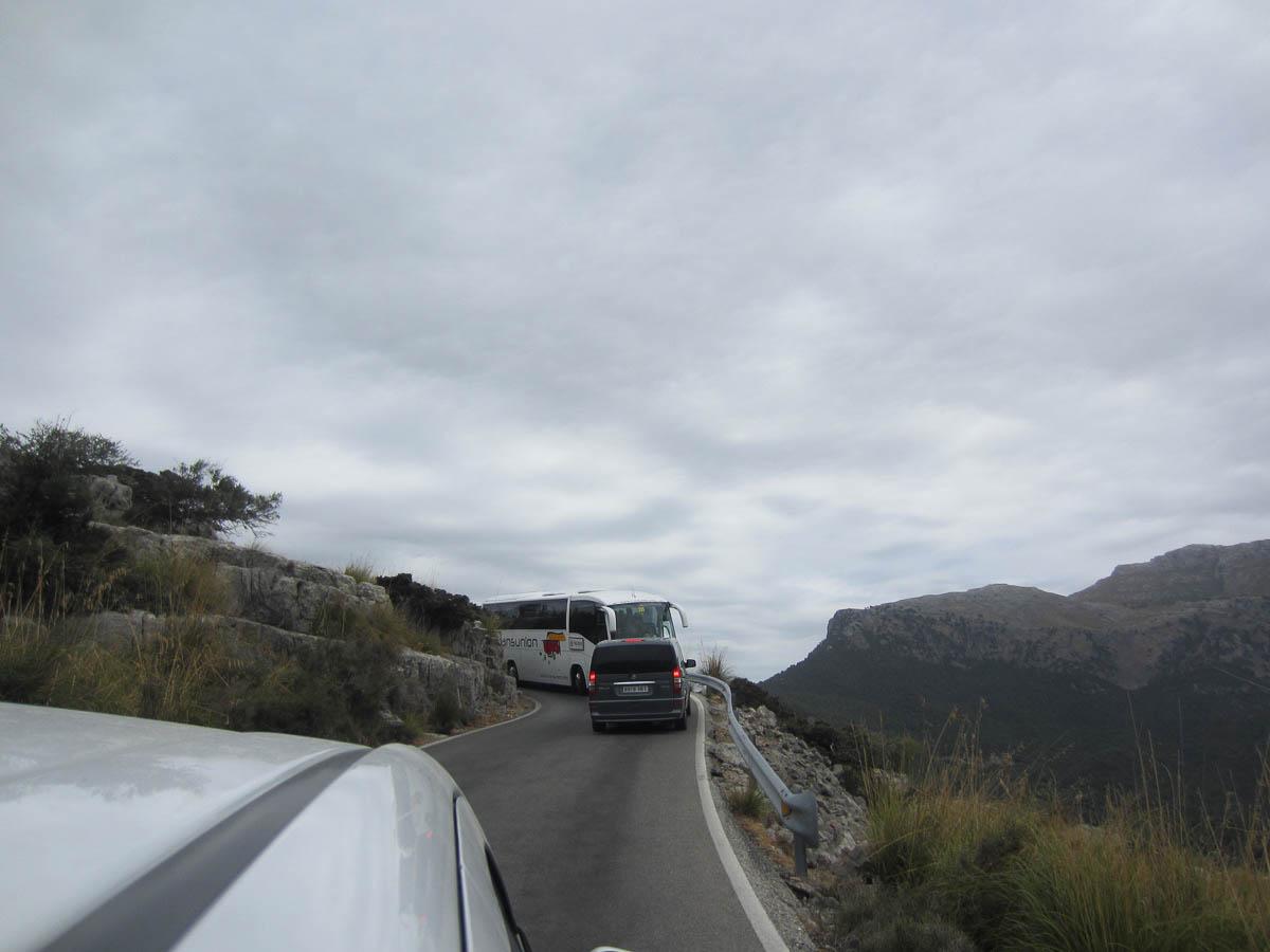 Ruta por Mallorca en coche