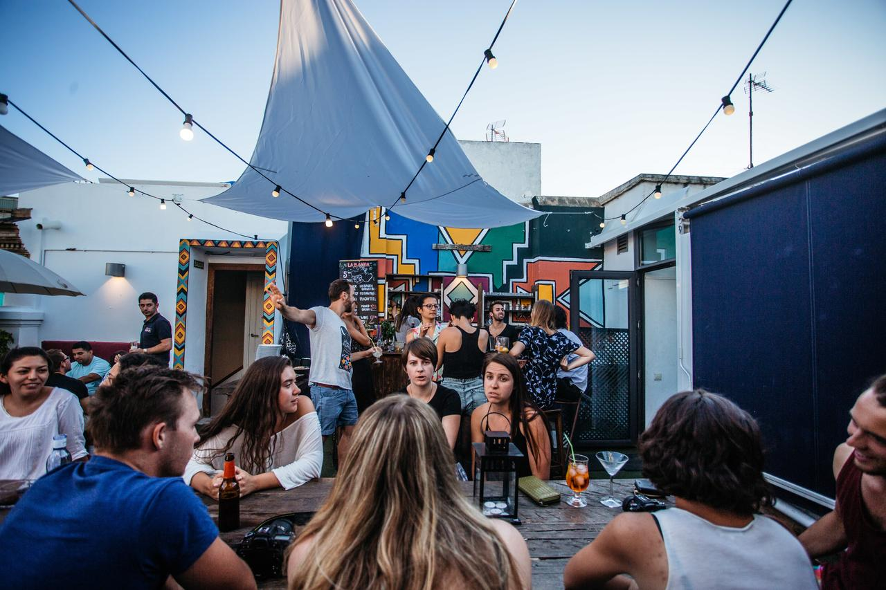 La Banda Rooftop Hostel