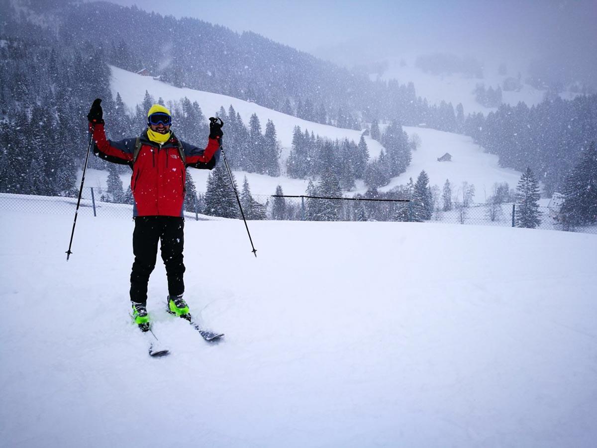 Esquiar en Liechtenstein