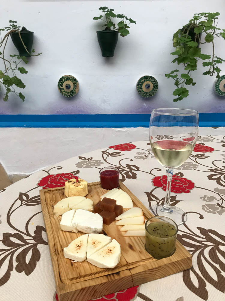 Restaurante en Iznajar