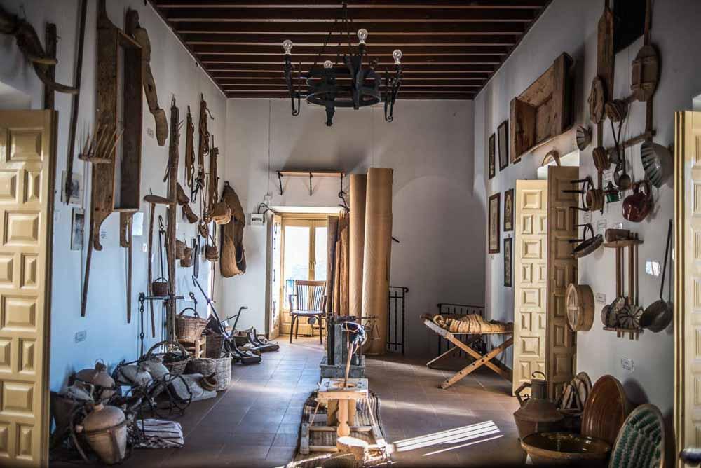 Museo en Iznajar