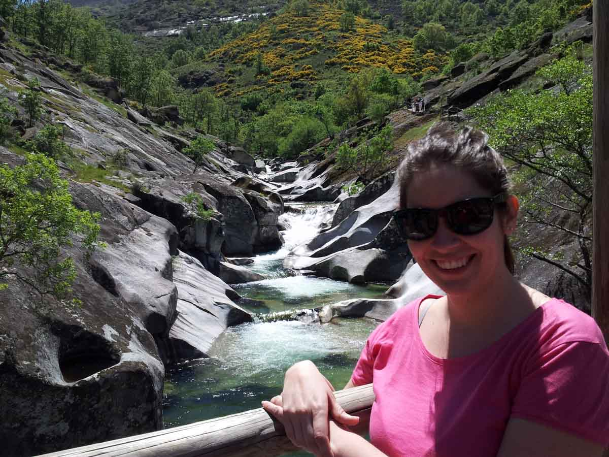 Piscinas naturales del Valle del Jerte