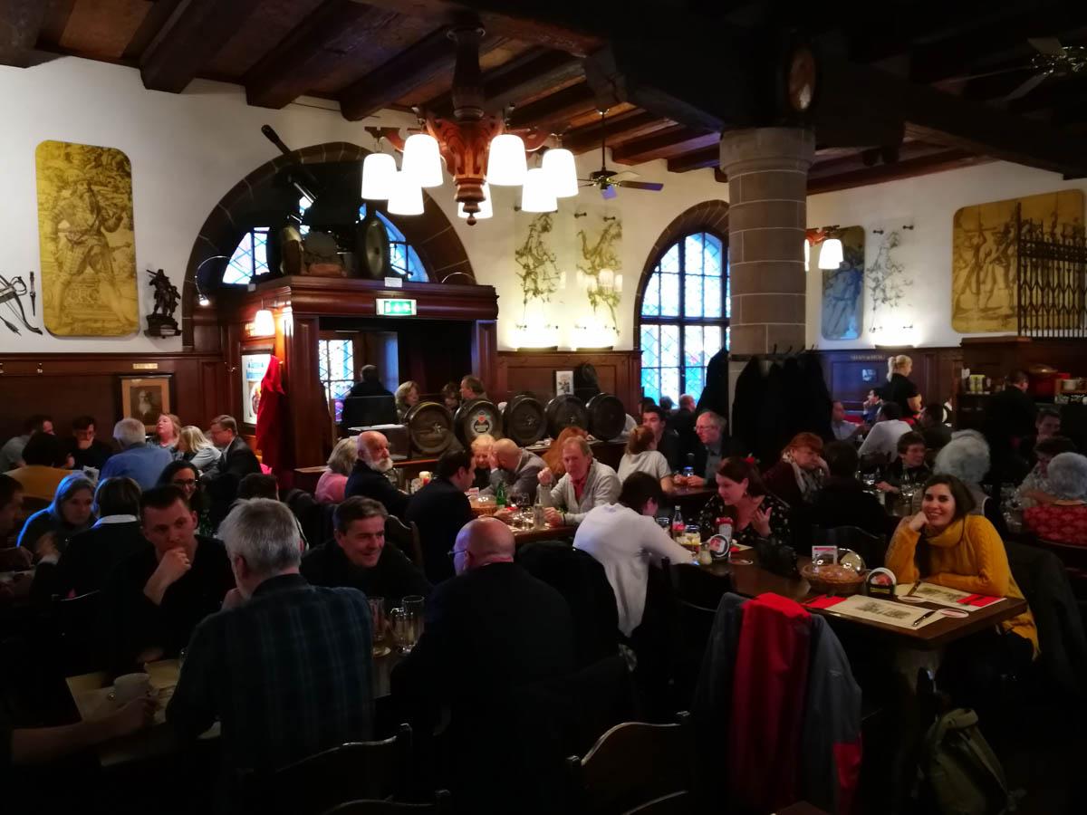 Restaurante en Zurich
