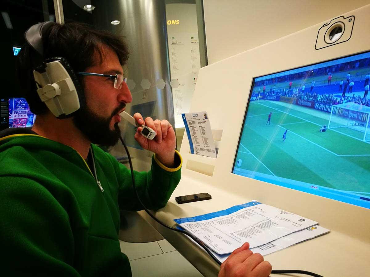 Futbol en Zurich