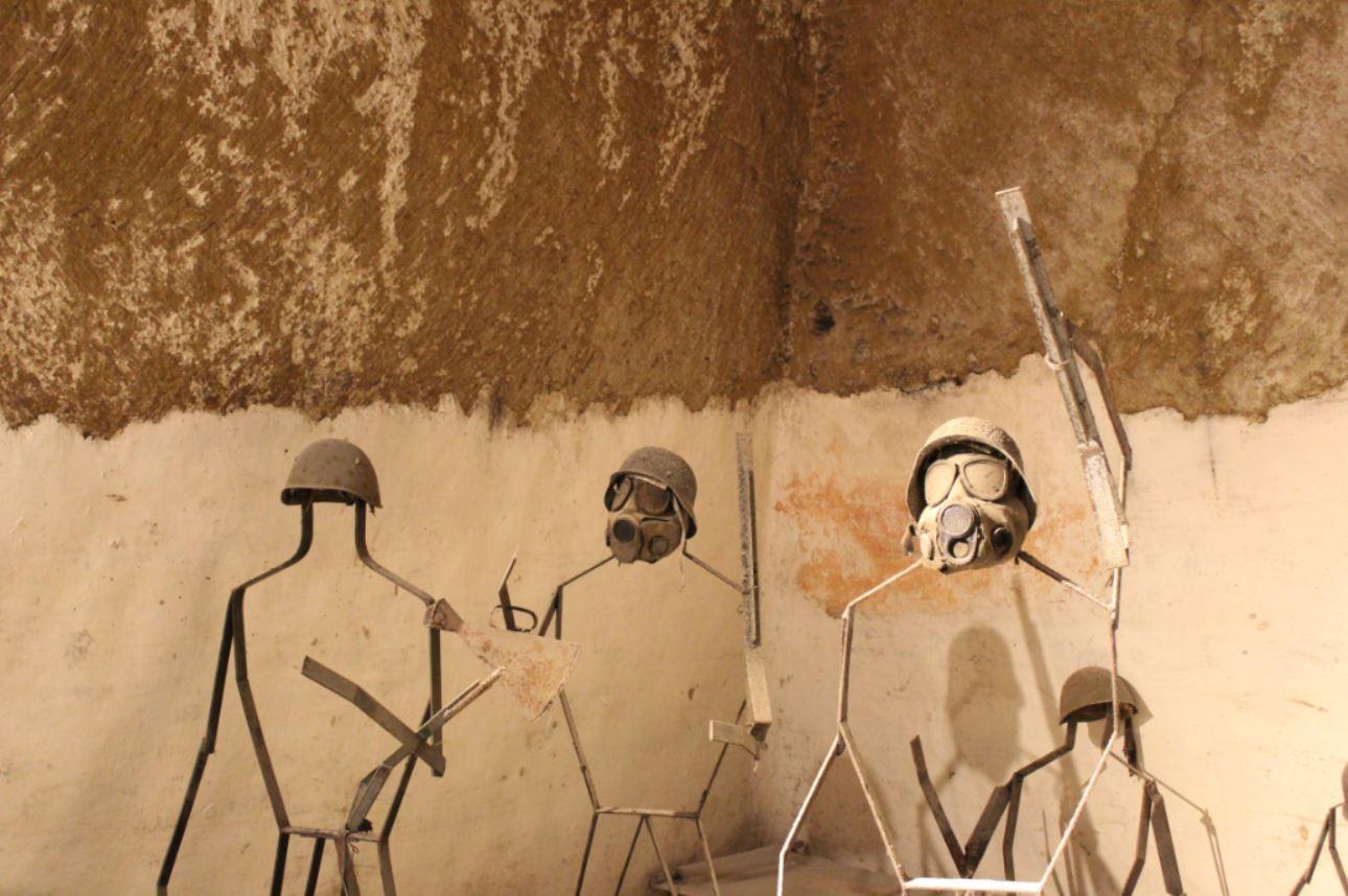 Ciudad subterranea de Napoles