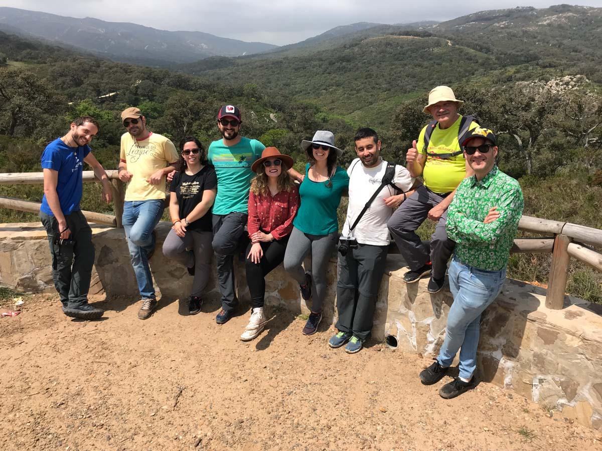 Blogueros en Medina Sidonia