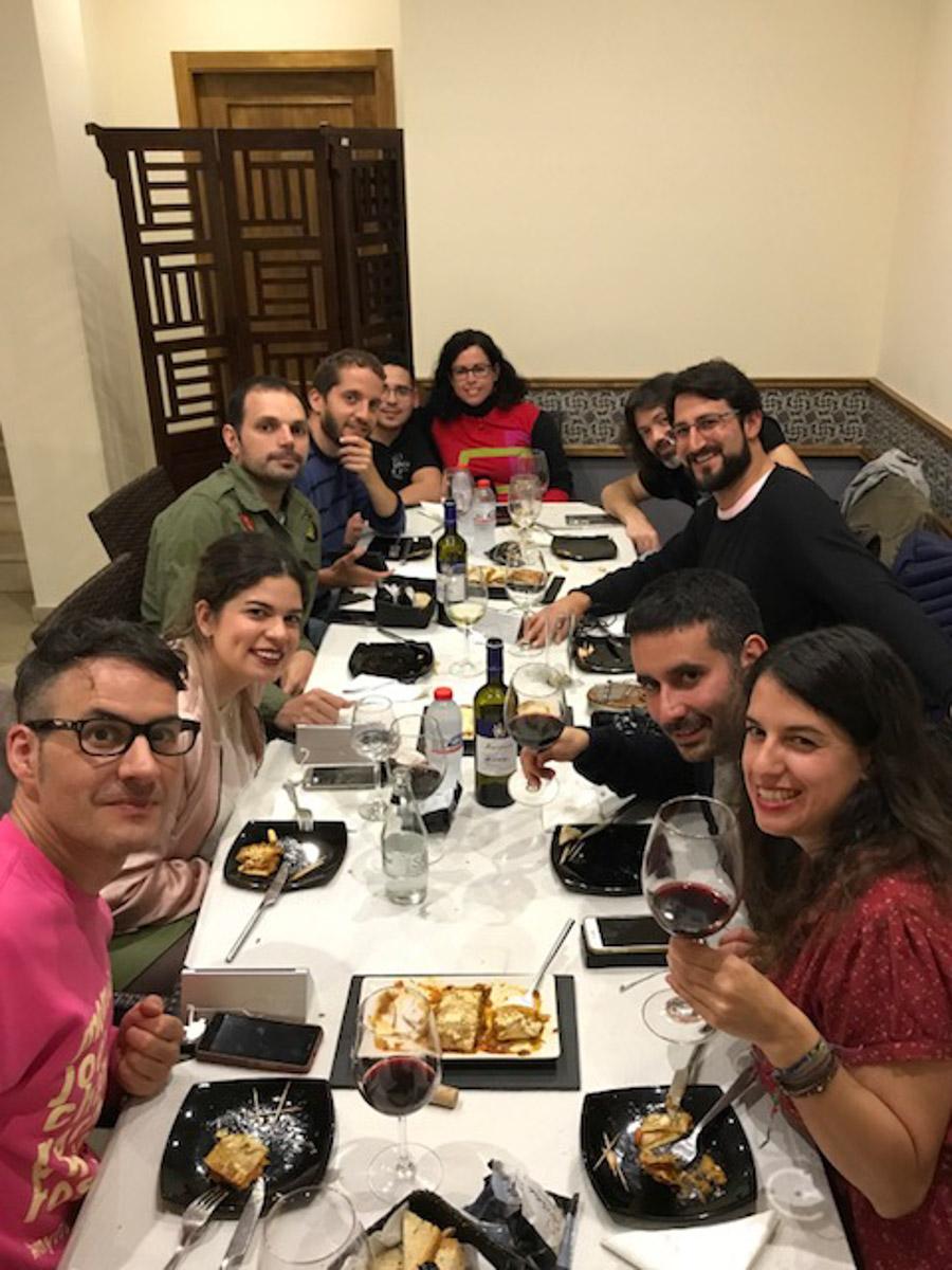 Restaurante Medina Sidonia
