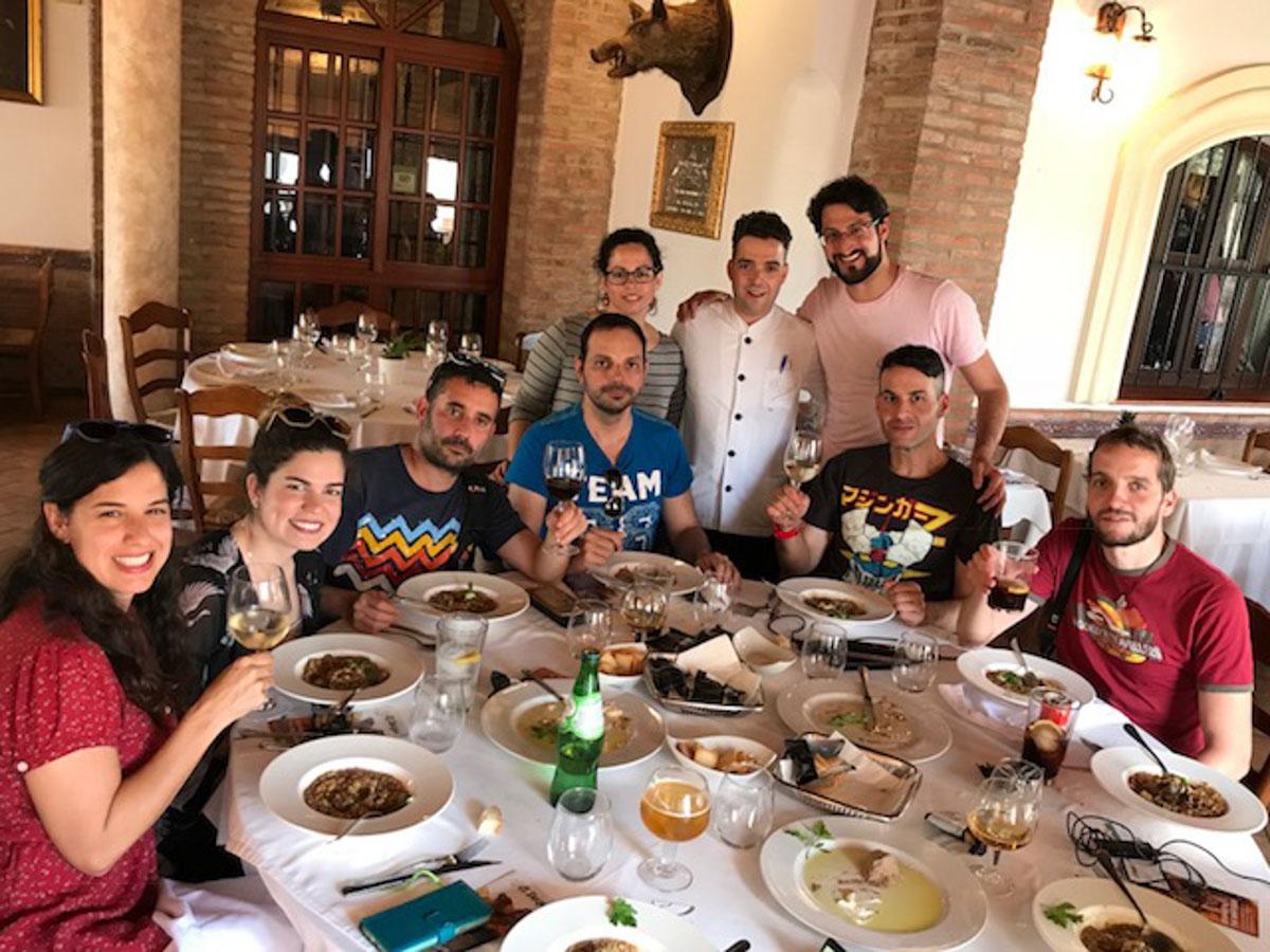 Comer en Medina Sidonia