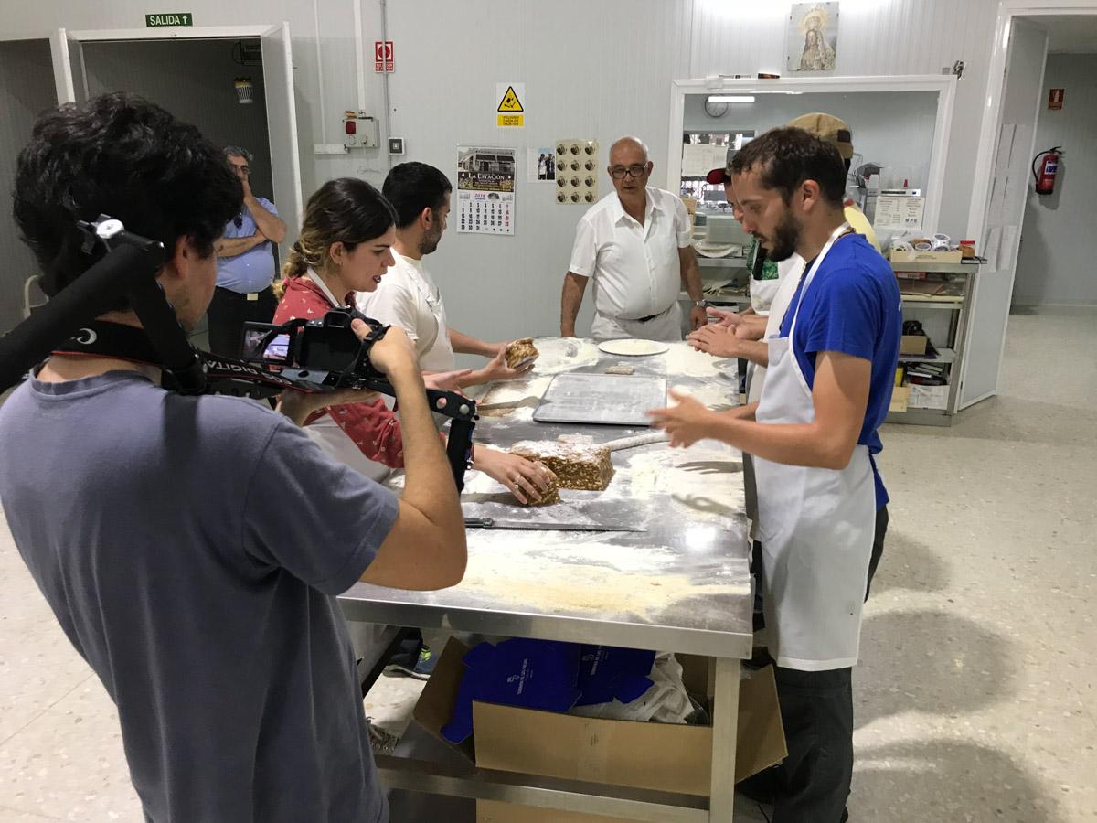 Los pasteleros en Medina Sidonia