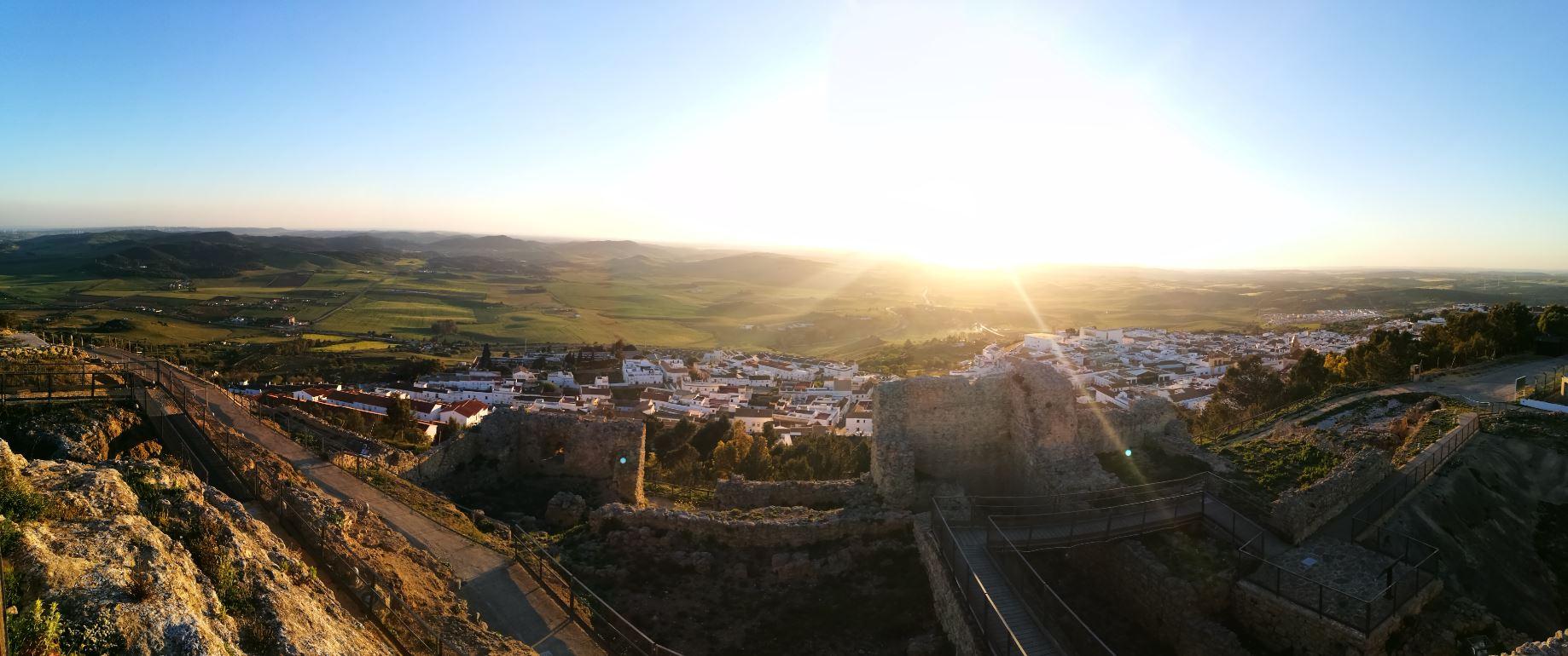 Panoramica de Medina Sidonia