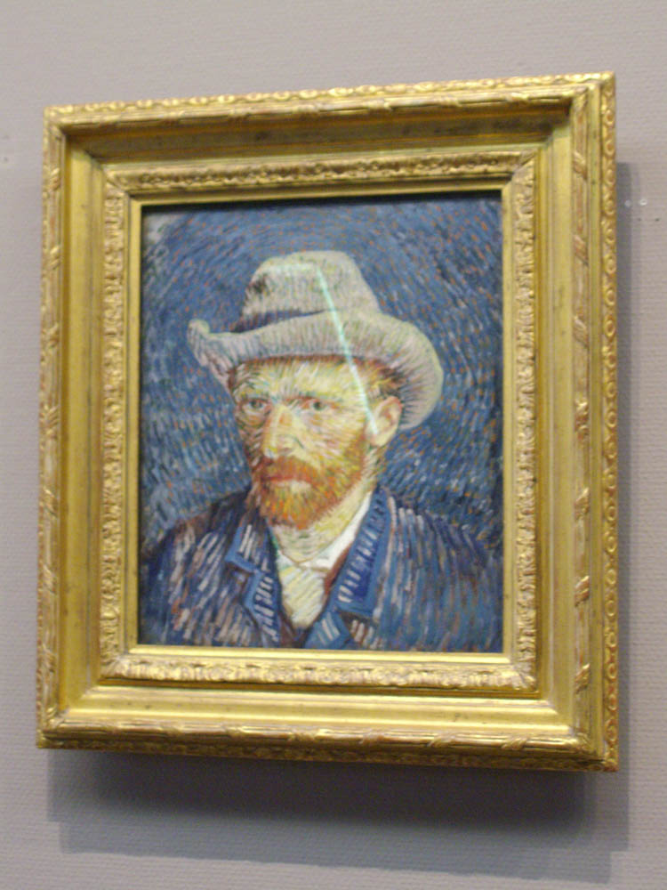 Museo de Vicente van Gogh de Amsterdam
