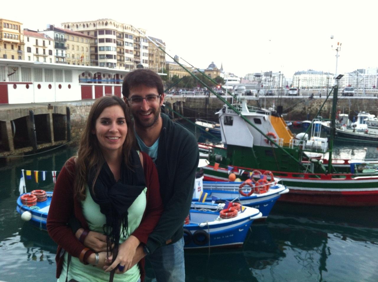 De paseo por San Sebastián