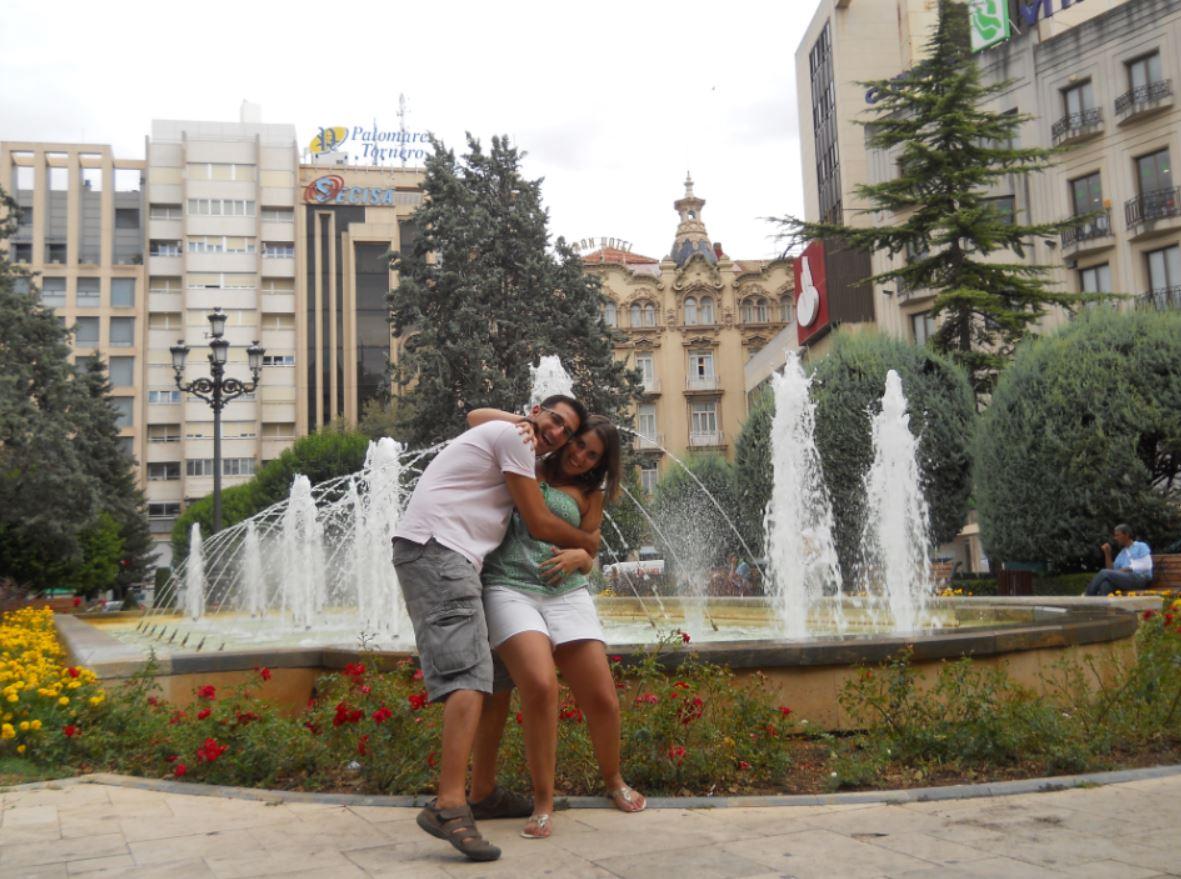 En el centro de Albacete