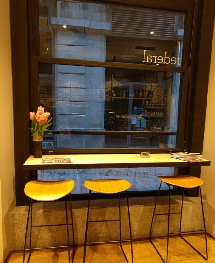 Federal Cafe Girona