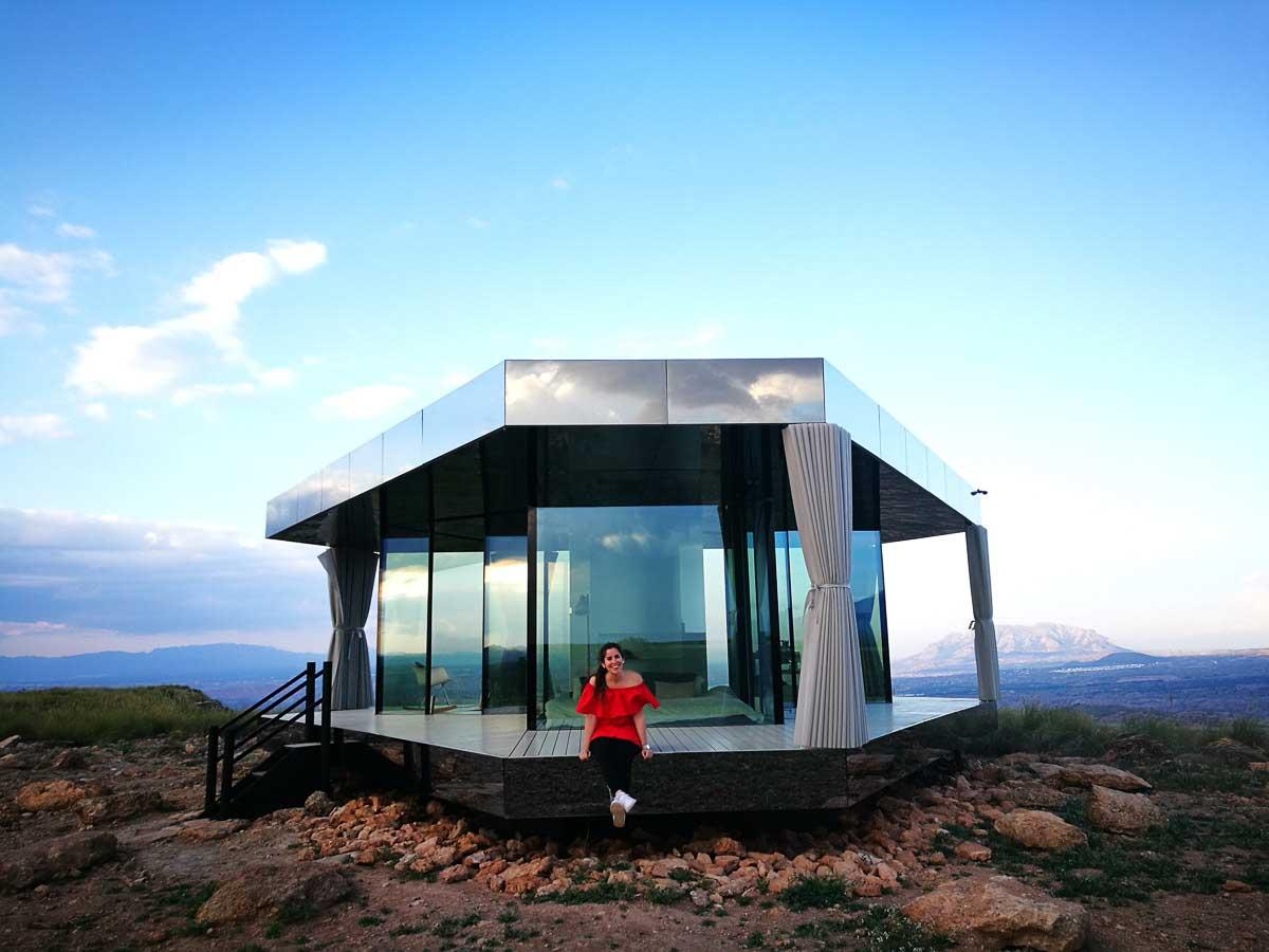 Casa de cristal de Gorafe