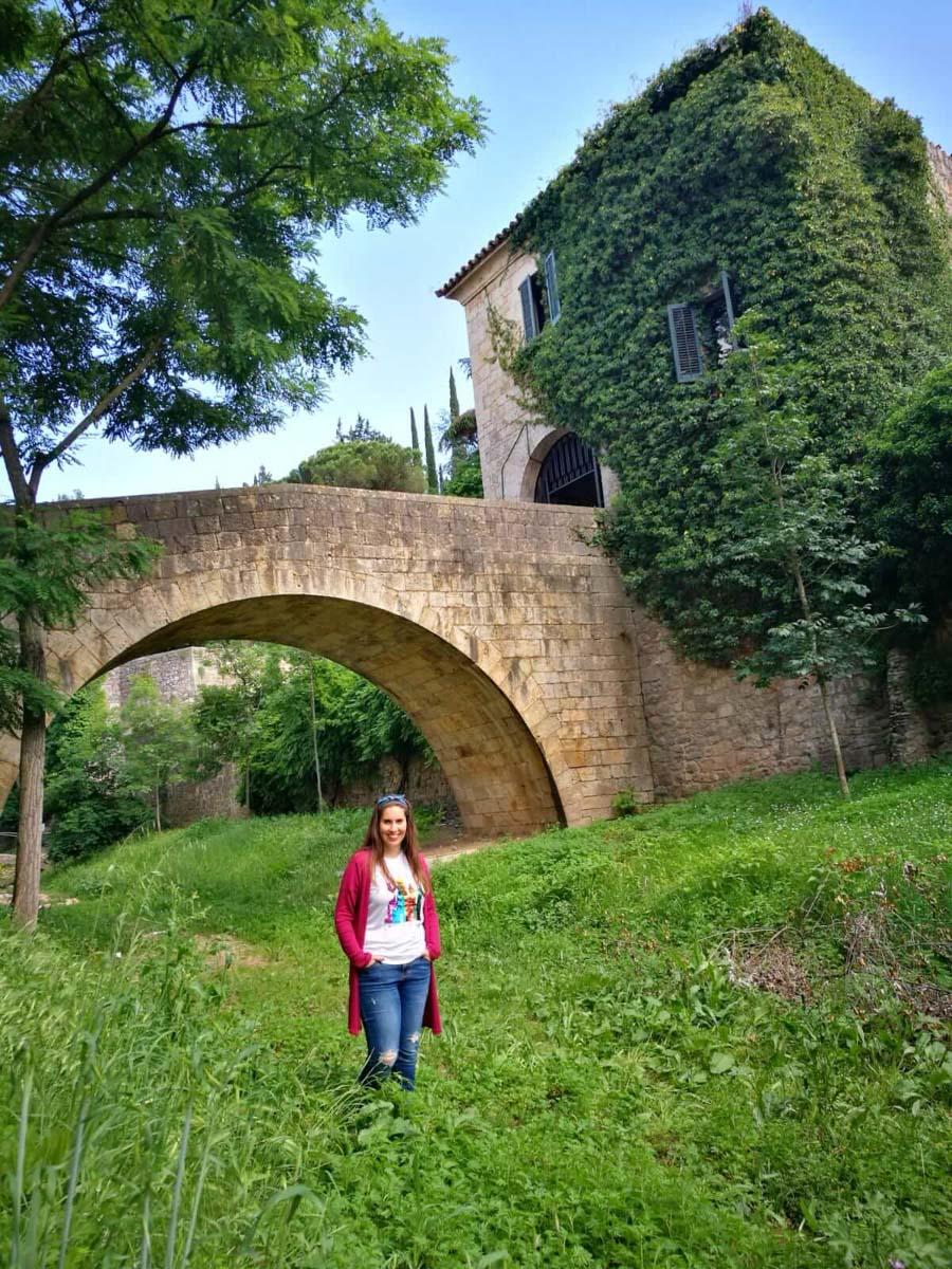 Un rincón de Girona