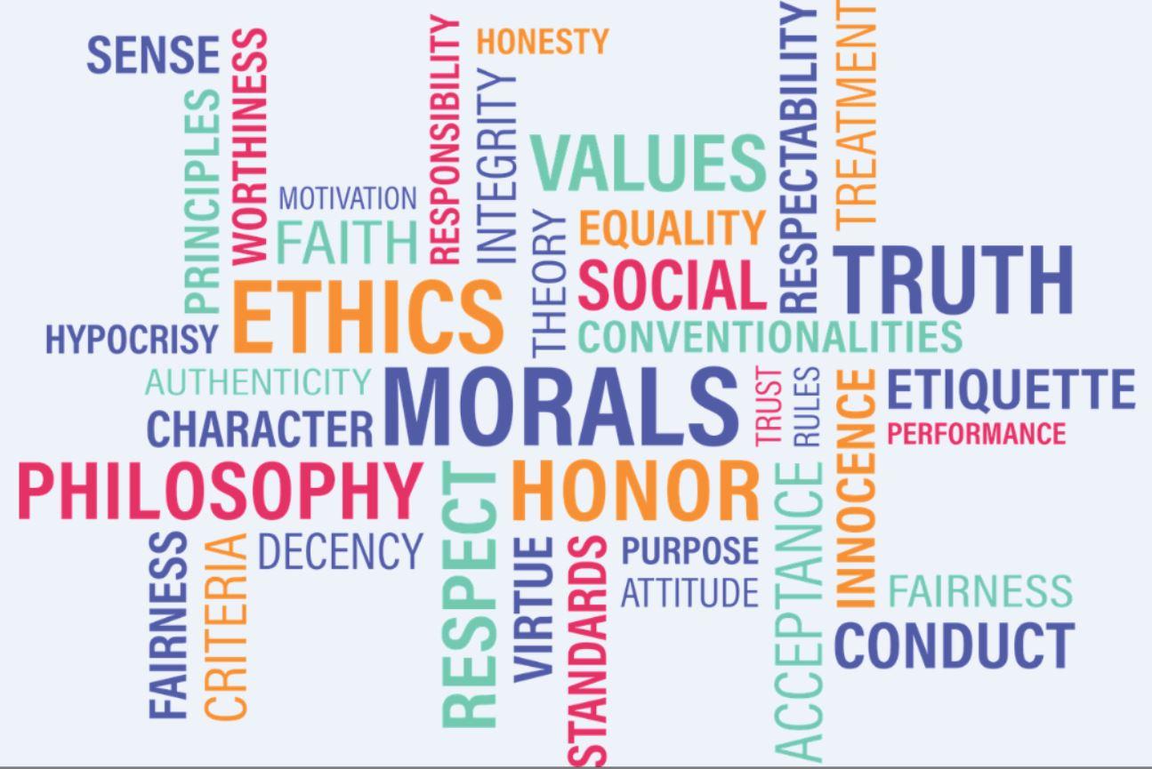 codigo ética a tomar por mundo