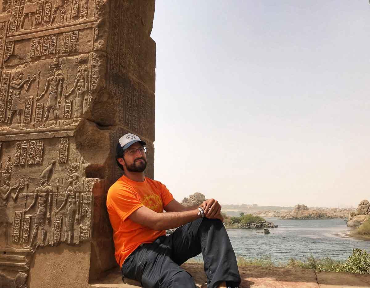 JP en Egipto