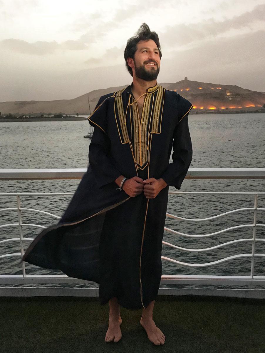 Crucero por el Nilo