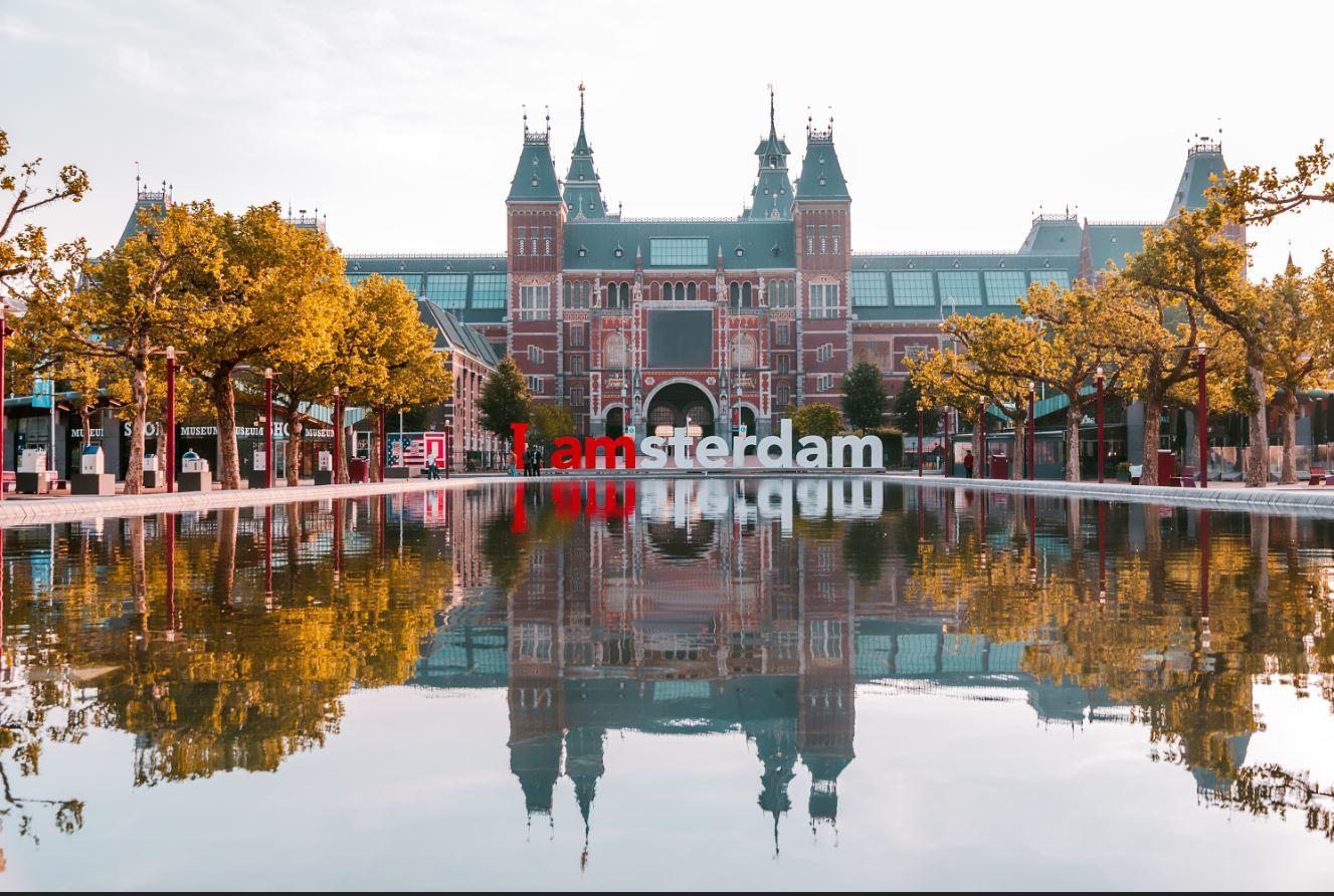 Letras de Amsterdam