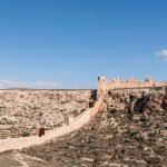 Fortificacion de la Alcazaba de Almeria