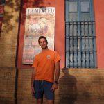 Cartel de la plaza de toros de Huelva