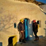 Casas cuevas en Baza